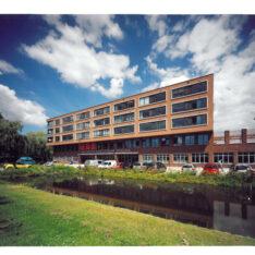 Multifunctioneel gebouw OVN Gouda